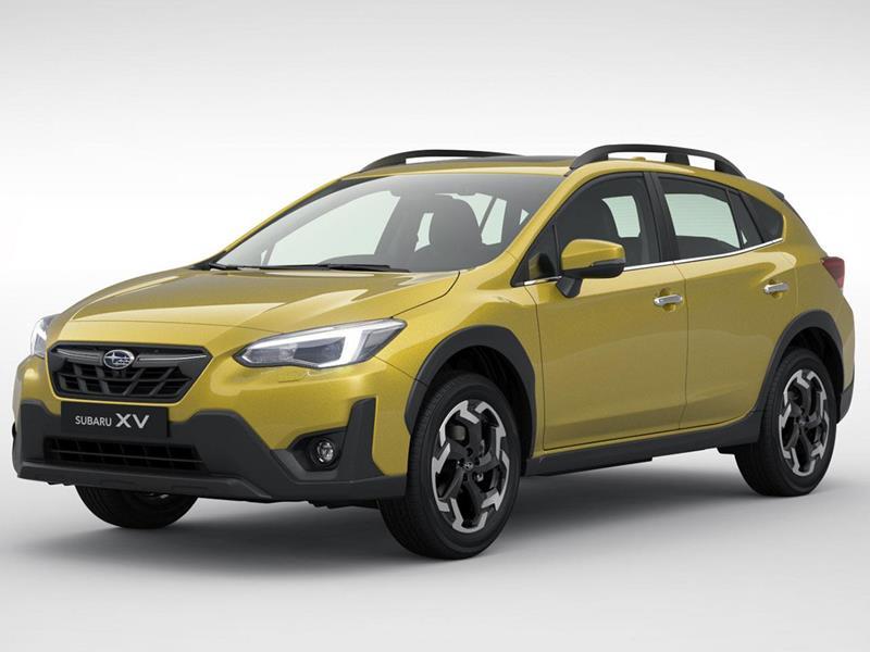 Subaru XV Premium Aut nuevo color A eleccion precio $459,900