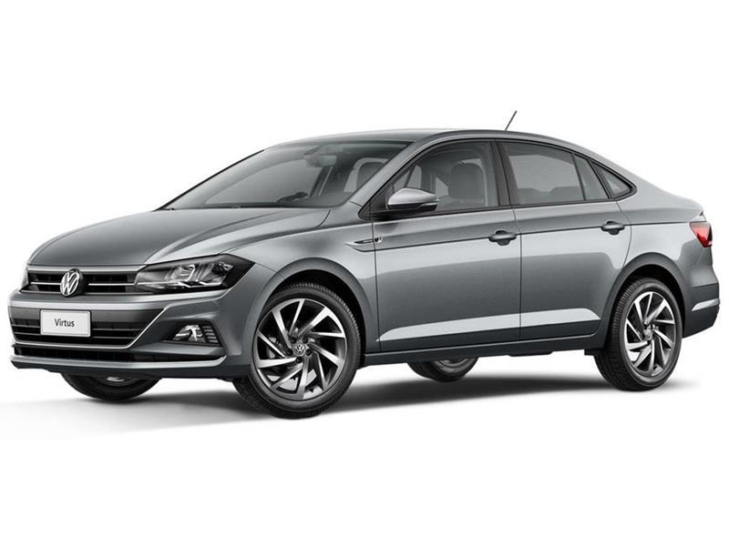 Volkswagen Virtus Trendline 1.6 Aut nuevo color A eleccion precio $2.199.850