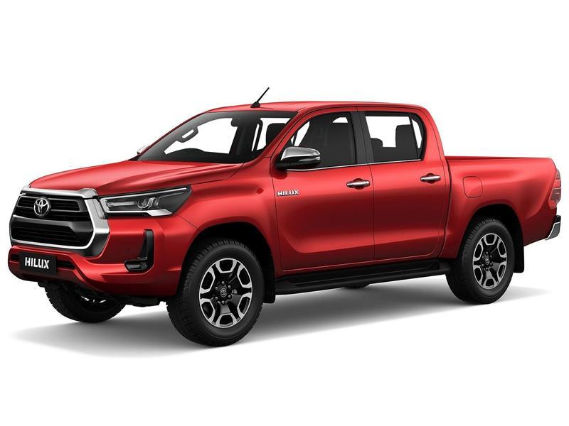 Toyota Hilux Cabina Doble SR  nuevo color A eleccion precio $456,800