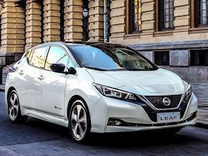 Nissan LEAF Tekna nuevo precio $31.290.000