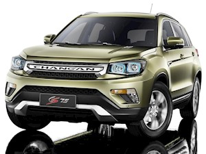 foto Changan CS75 Elite Aut 2WD (2020)