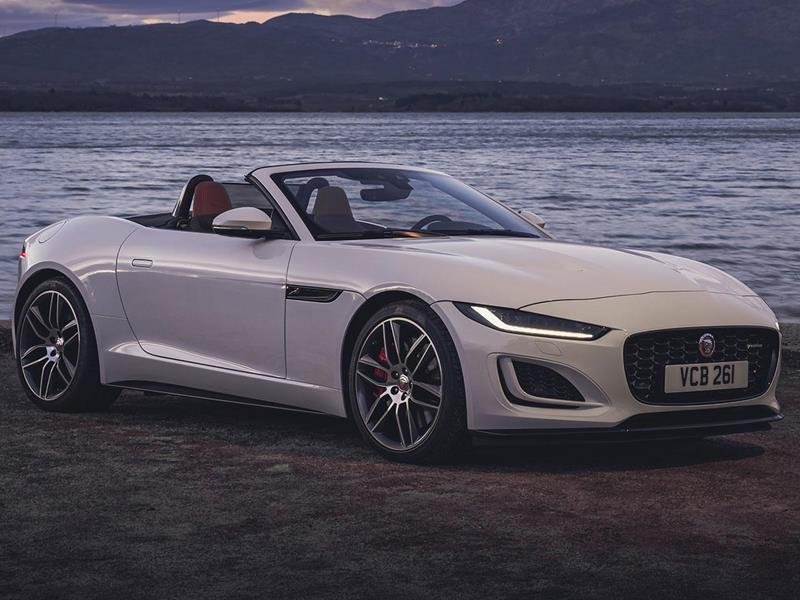 Jaguar F-Type Convertible First Edition P300 Aut nuevo color A eleccion precio $1,648,900