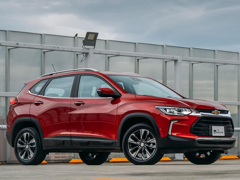Chevrolet Tracker LS nuevo color A eleccion precio $339,900