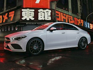 Mercedes Benz Clase CLA 200 Comfort nuevo color A eleccion precio $619,900