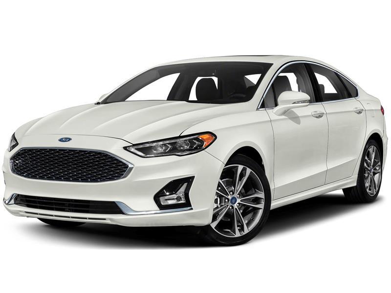 foto Ford Fusion Titanium (2020)