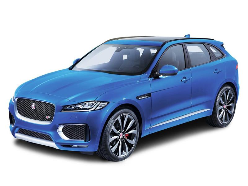 Jaguar F-Pace 3.0 S/C Prestige Aut nuevo color A eleccion precio u$s134.900