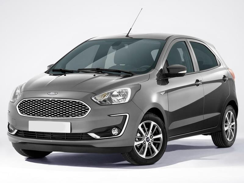 foto Ford Figo Hatchback Energy (2019)