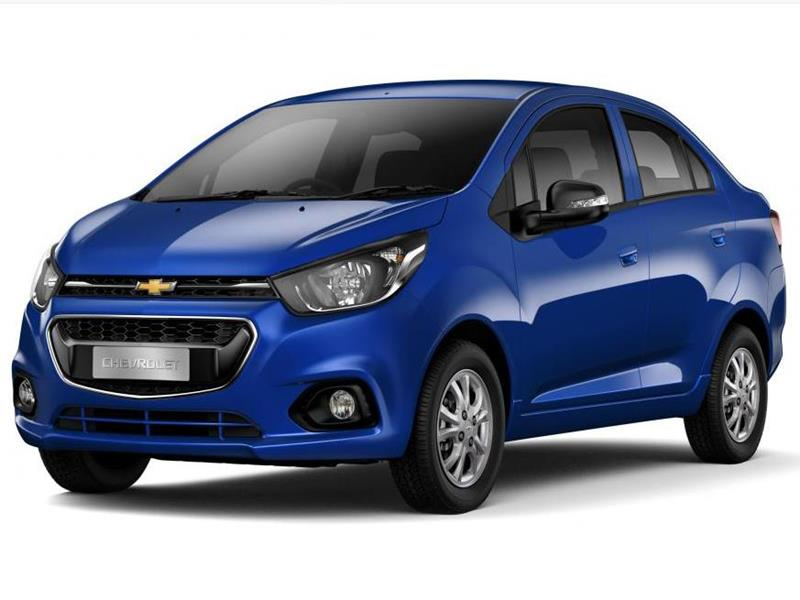 foto Chevrolet Beat Notchback LS  (2021)