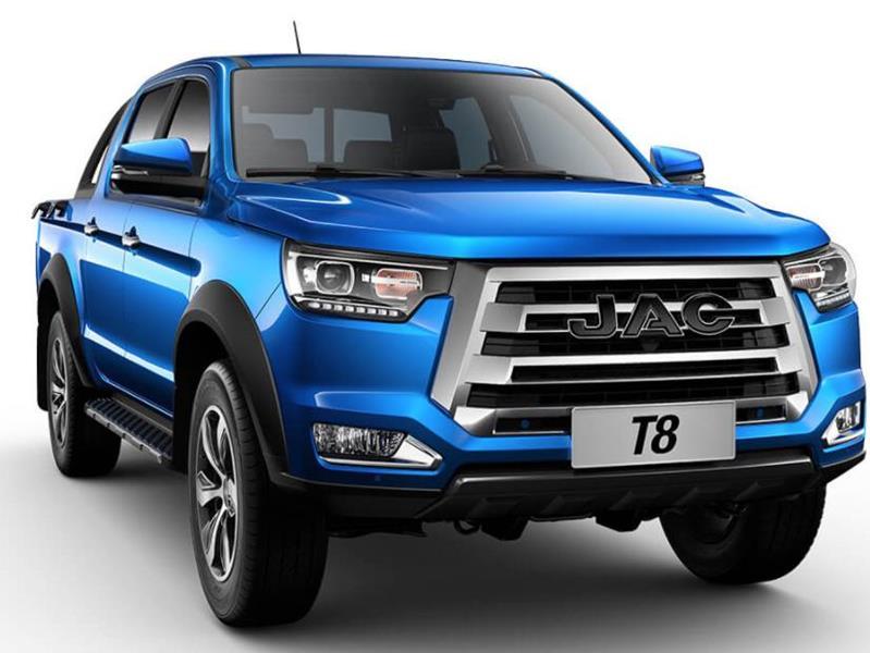 JAC T8 4x4 Comfort Diesel nuevo color A eleccion precio u$s20,790