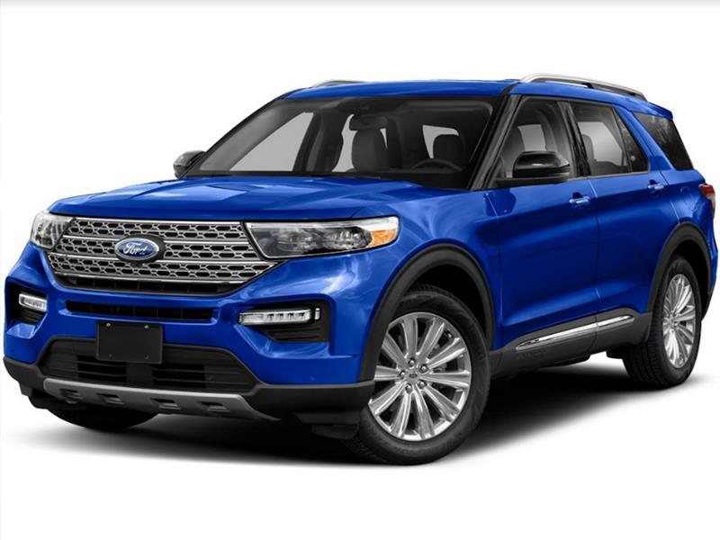 Ford Explorer 2.3L Limited nuevo color A eleccion precio u$s66,390