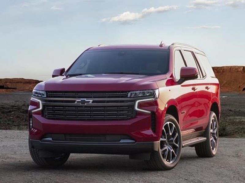 Chevrolet Tahoe 5.3L LTZ AWD  nuevo precio $54.490.000