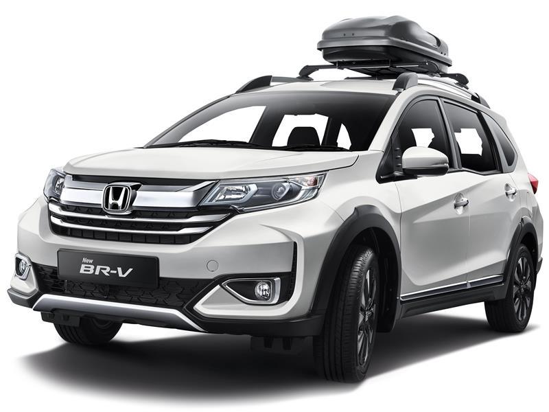 Honda BR-V Prime nuevo color A eleccion precio $373,900