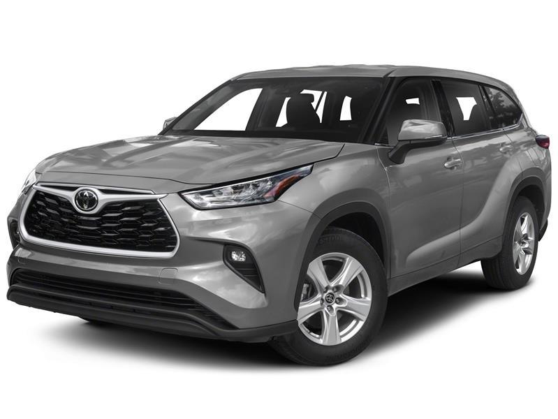 Toyota Highlander LE  nuevo color A eleccion precio $676,400