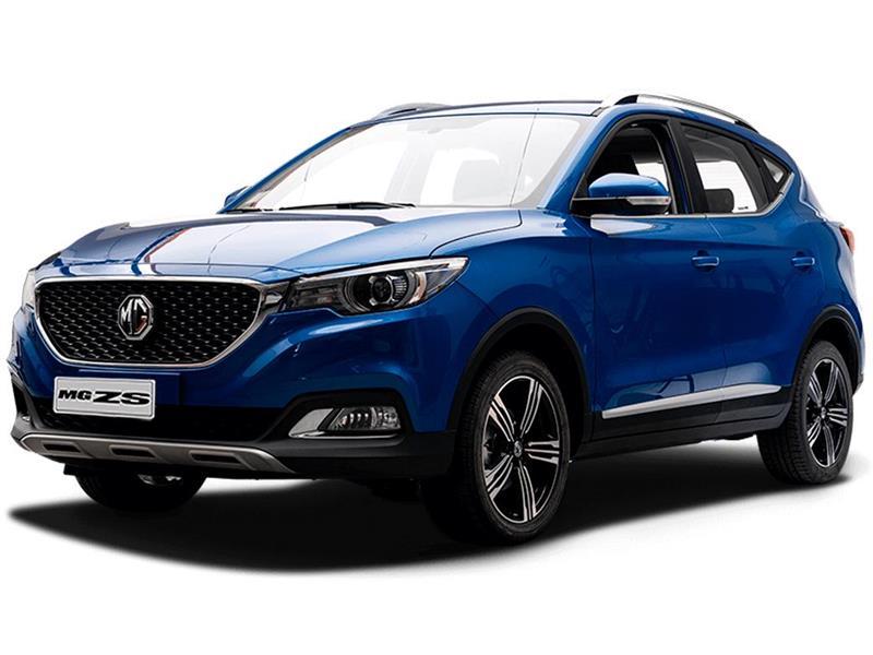 MG ZS Excite Aut nuevo color A eleccion precio $378,900