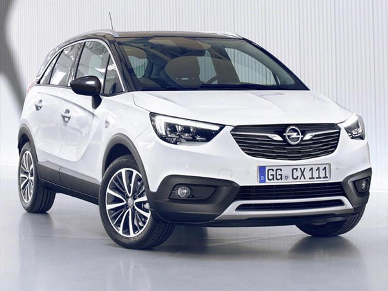 Opel Crossland Elegance nuevo color Blanco precio $93.990.000