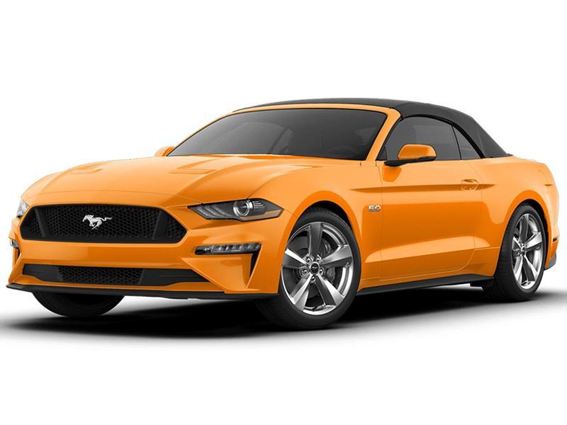 Ford Mustang V8 Aut nuevo color A eleccion precio $1,057,700