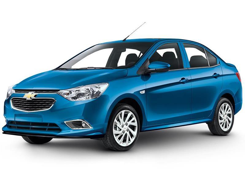 Chevrolet Aveo LS nuevo color A eleccion precio $235,400