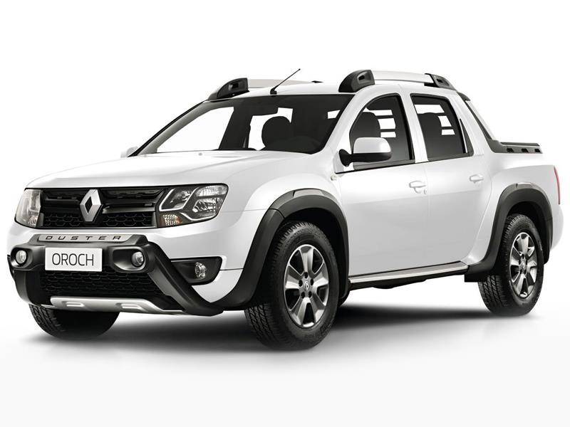 Renault Oroch Outsider nuevo color A eleccion precio $353,800