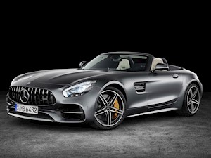 Mercedes Benz AMG GT C Roadster (2019)