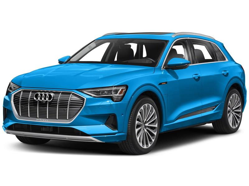 Audi e-tron 55 Advanced quattro nuevo financiado en mensualidades(enganche $385,980)