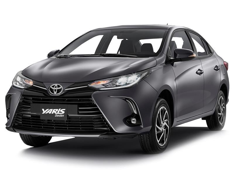 foto Toyota Yaris Sedán