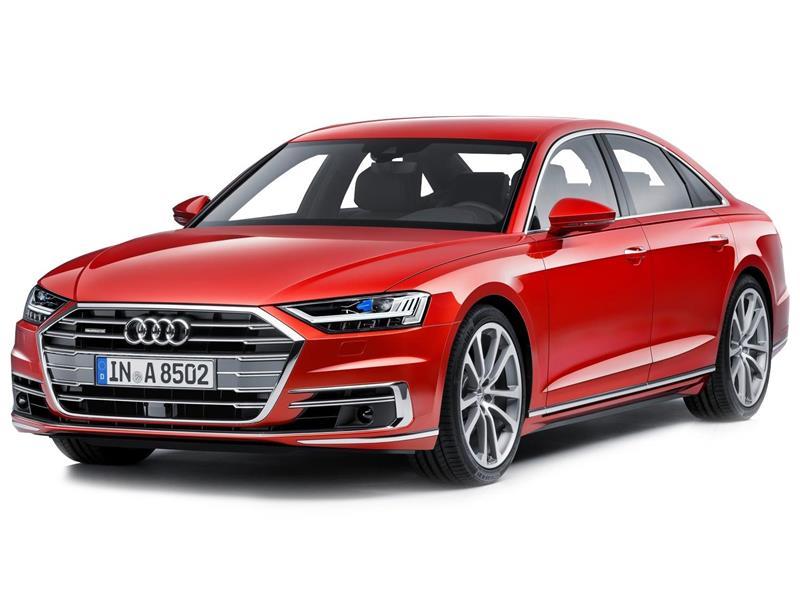 Audi A8 55 TFSI Premium  nuevo financiado en mensualidades(enganche $409,980)