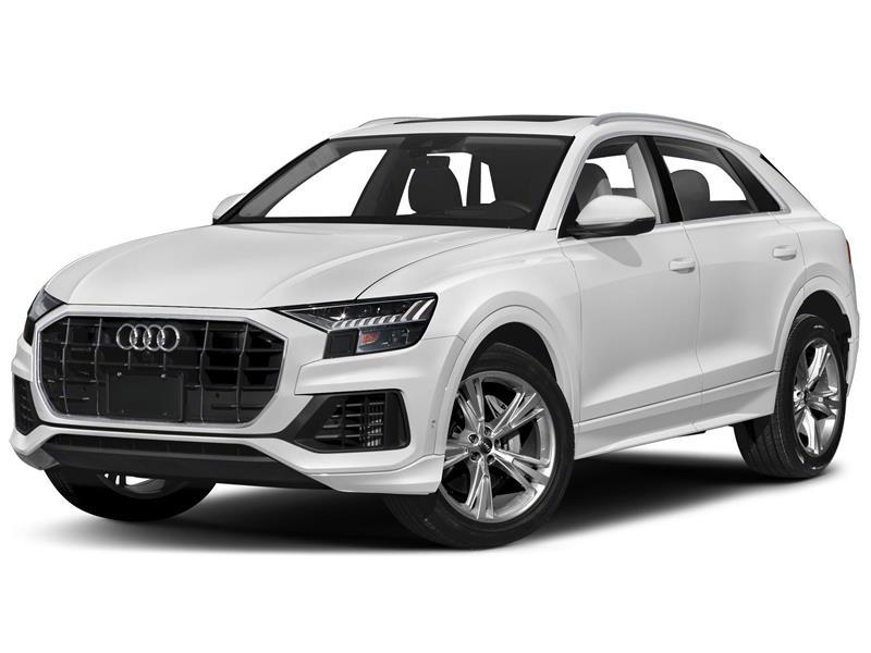Audi Q8 3.0T S Line  nuevo financiado en mensualidades(enganche $329,980)
