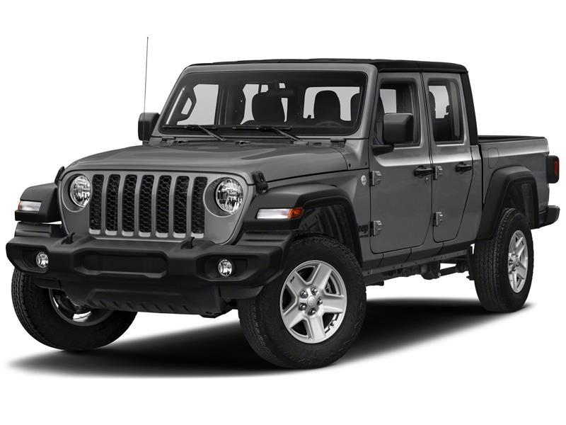 foto Jeep Gladiator