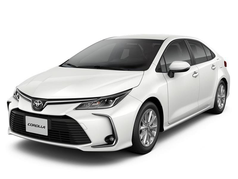 Toyota Corolla 2.0 XL-I nuevo color A eleccion precio $2.143.000