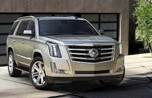 Cadillac Escalade ESV Premium nuevo color A eleccion precio $1,728,400