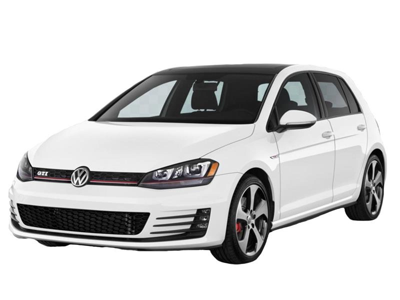 Volkswagen Golf GTI 5P 2.0 TSI DSG nuevo color A eleccion precio $5.827.950