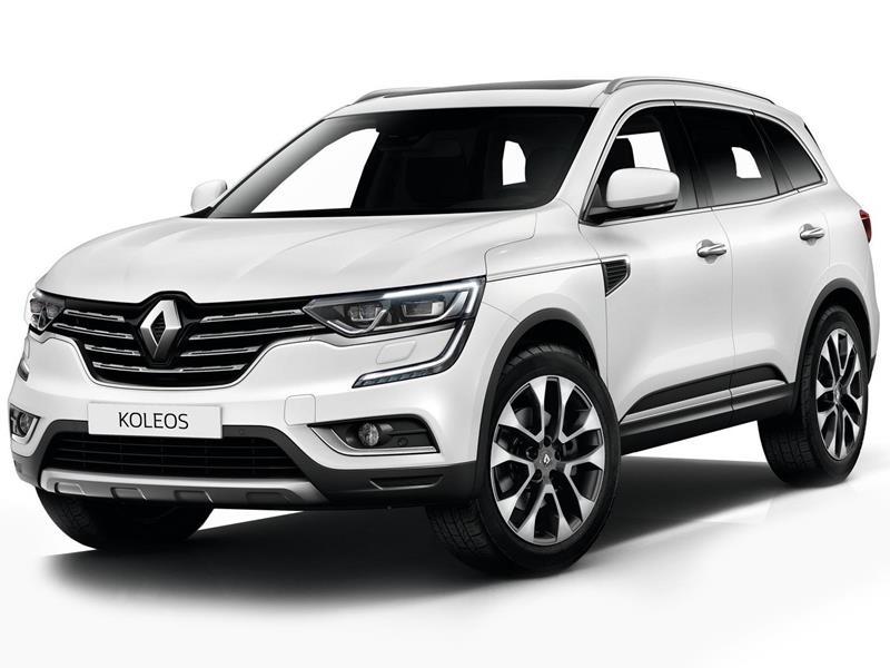 Renault Koleos Intens nuevo color A eleccion precio $481,600