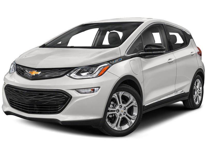foto Chevrolet Bolt EV 200 hp nuevo color A elección precio $699,900