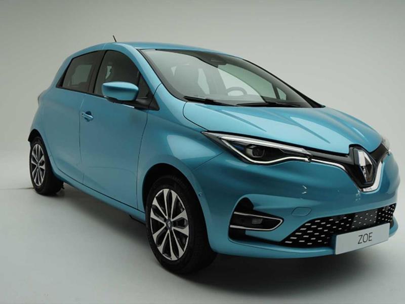 Renault Zoe Zen nuevo color A eleccion precio $133.490.000