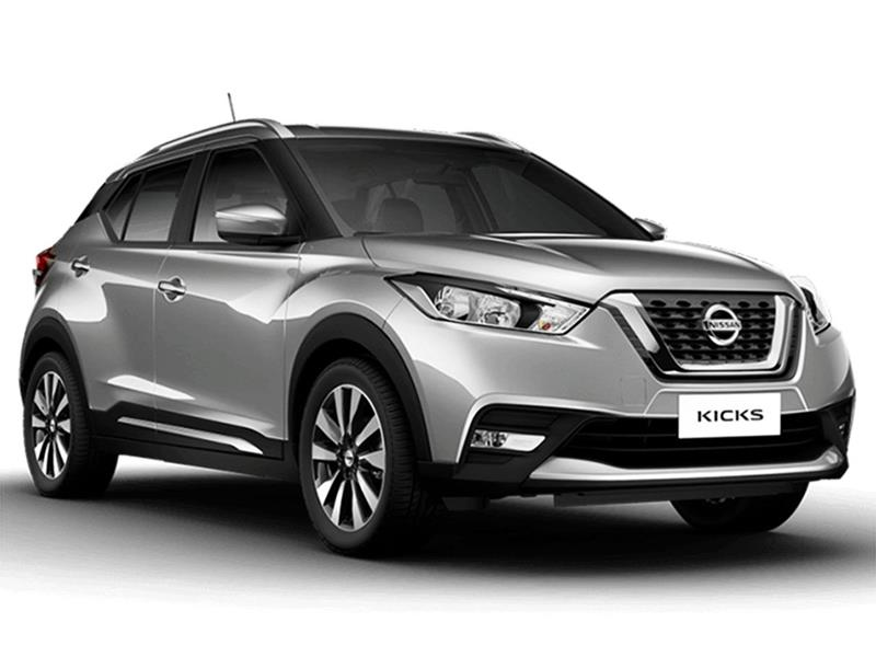 Nissan Kicks Sense nuevo financiado en cuotas(anticipo $670.160 cuotas desde $18.500)