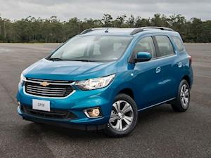 Foto venta Auto nuevo Chevrolet Spin 1.8L LTZ 7 Pas color A eleccion precio u$s16,690
