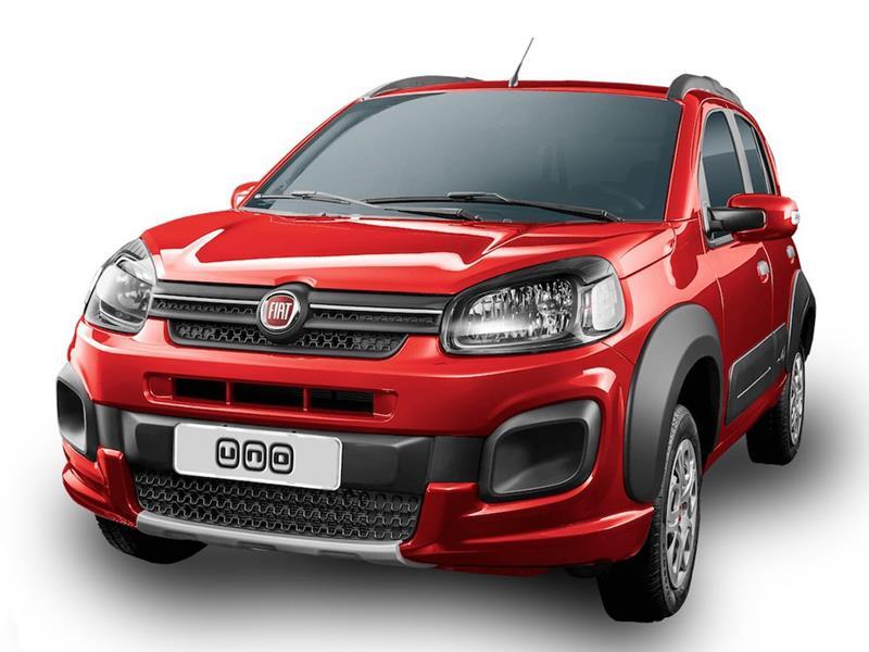 FIAT Uno 1.4L Way Style  nuevo precio $8.990.000
