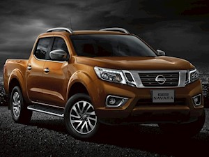 Nissan Navara NP300 2.3L S 4x2 DC  nuevo precio $19.587.400