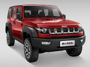 foto BAIC Bj40 Himalaya Luxury AT (2019)