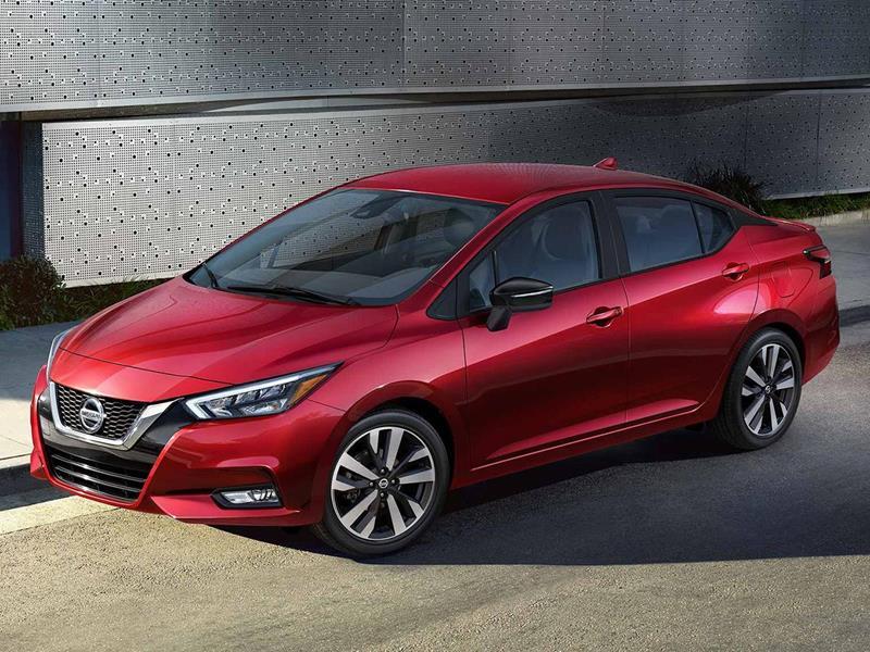 Nissan Versa Sense Aut nuevo color A eleccion precio $1.440.800