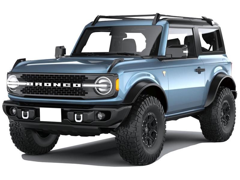 Ford Bronco Badlands 2 Puertas nuevo color A eleccion precio $1,215,000