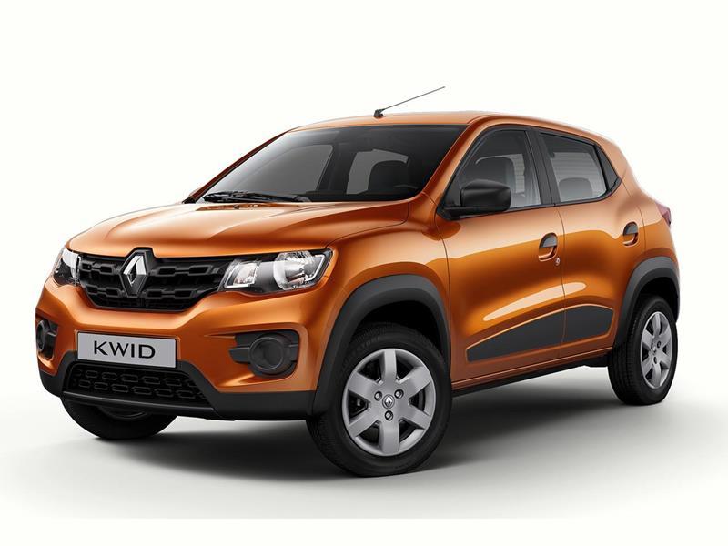 Renault Kwid Intens nuevo color A eleccion precio $1.176.100