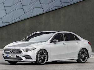 Mercedes Clase A 200 Progressive Sedan nuevo color A eleccion precio $720,900