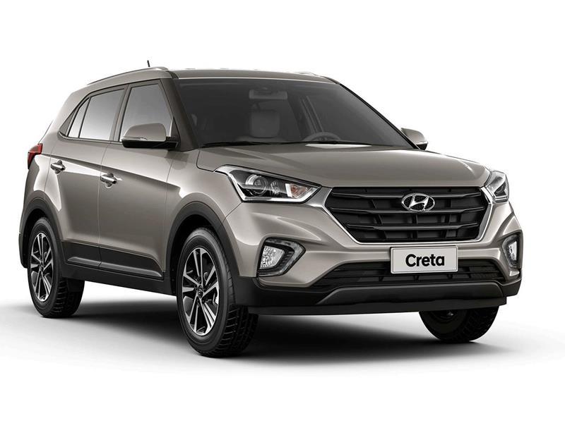 Hyundai Creta Safety nuevo color A eleccion precio u$s25.900