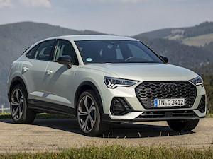 Audi Q3 Sportback 35 TFSI Select financiado en mensualidades enganche $37,075 mensualidades desde $4,864