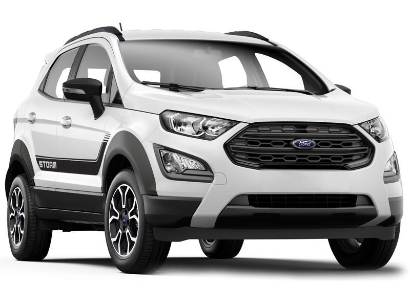 Ford Ecosport Storm Aut   nuevo color A eleccion precio $413,900