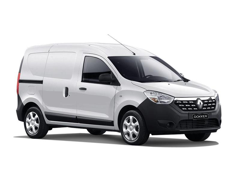 Renault Dokker 1.6L Furgon AC nuevo precio $11.531.100