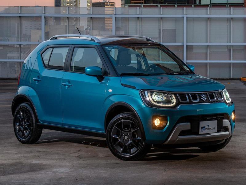 Suzuki Ignis GL nuevo color A eleccion precio $219,990
