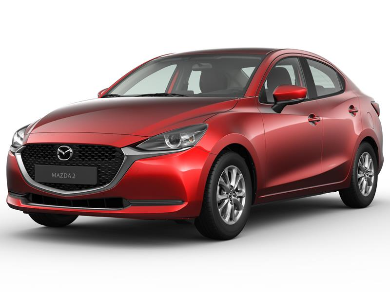 Mazda 2 Sedan Grand Touring Plus Aut nuevo color A eleccion precio $68.800.000