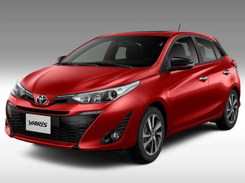 foto Toyota Yaris 1.5 S CVT nuevo color A elección precio $2.329.800